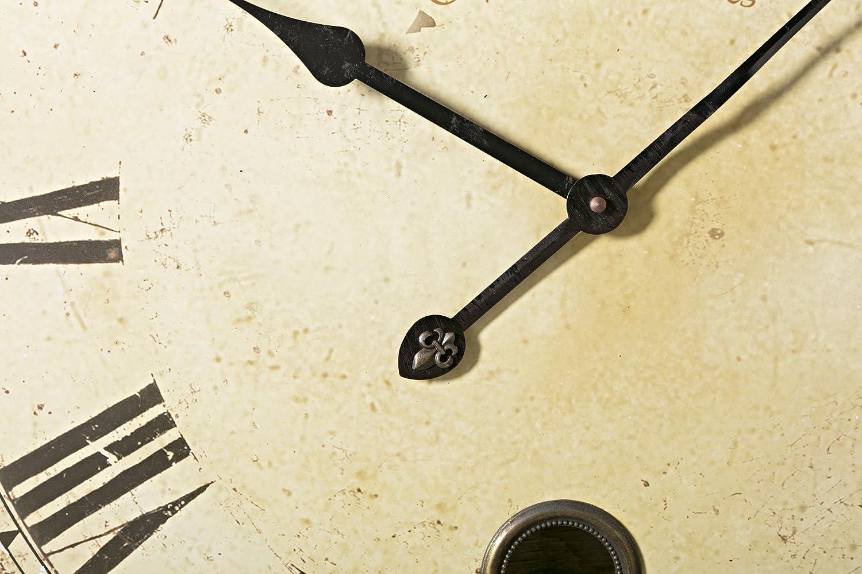 Amazon.com: Imax 2511 Large Wall Clock with Pendulum – Vintage Style ...