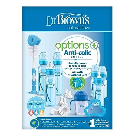 Amazon.com: Dr. Browns Options - Juego de biberones para ...