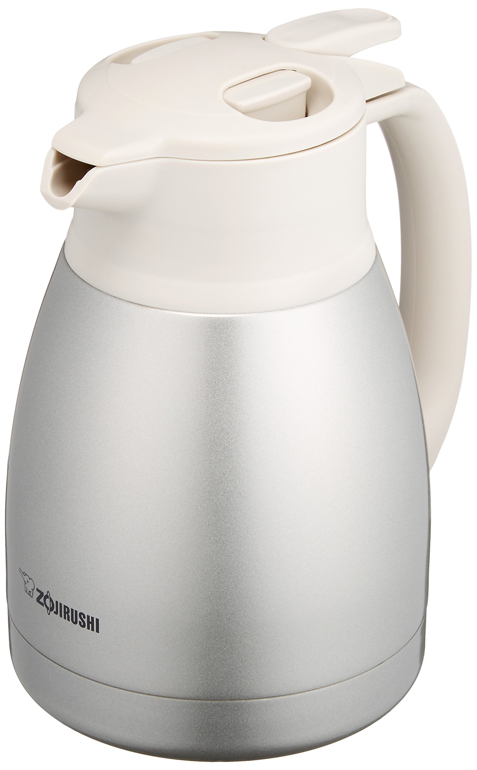 Zojirushi stainless steel pot 1.0L Silver SH-HB10-SA