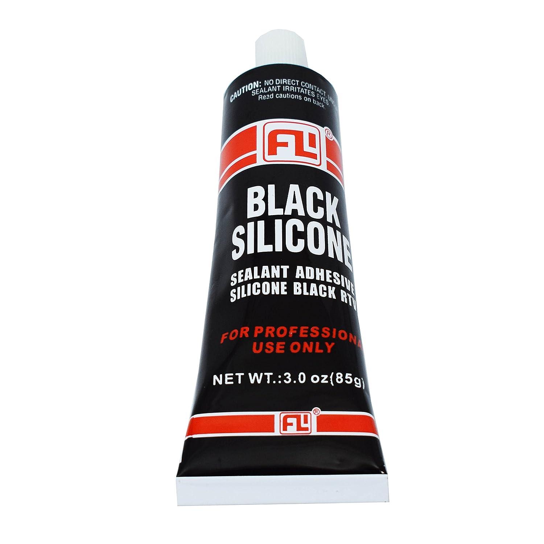 Negro de alta temperatura de silicona Masilla dichtsi LIKON ...