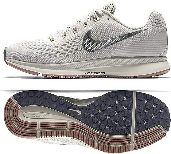Nike Wmns Air Zoom Pegasus 34, Zapatillas para Mujer, Multicolor ...