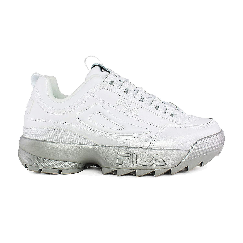 Amazon.com: Fila Disruptor ll - Zapatillas para mujer: Fila ...