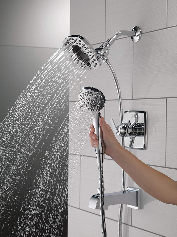 Delta Ashlyn 1-Handle Pressure Balance Tub and Shower Faucet Trim Kit