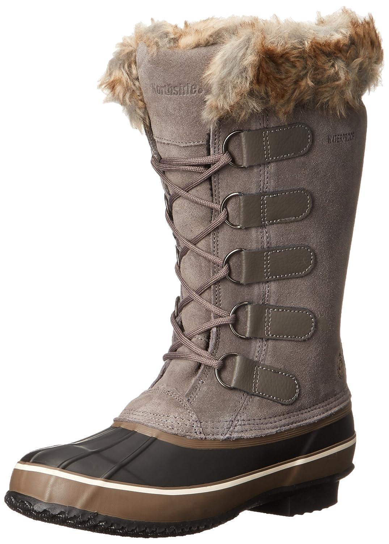 Northside Women's Kathmandu Waterproof Snow Boot B01BSOS4V8 8 B(M) US|Stone