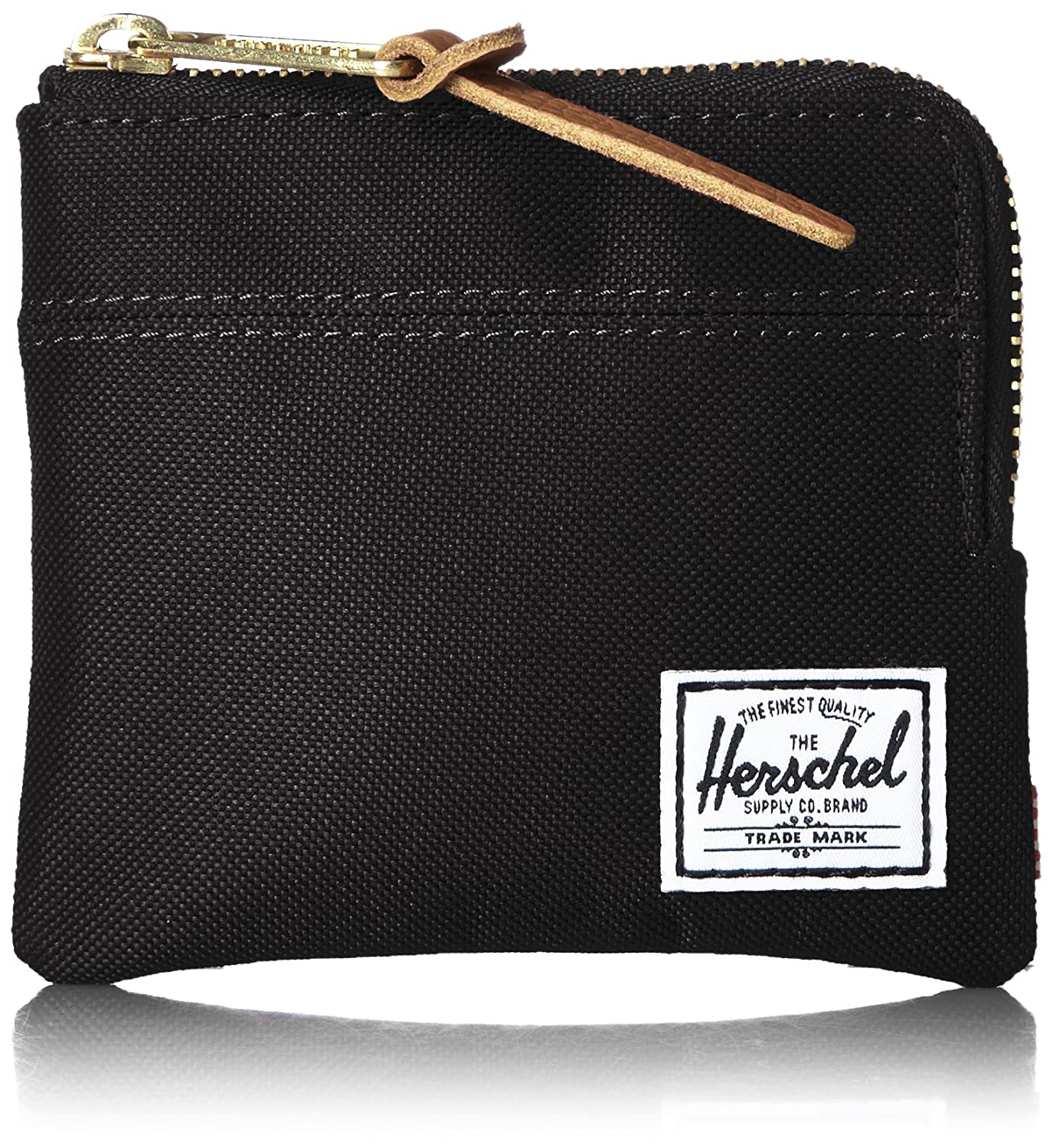 Herschel Supply Co. Men's Johnny Wallet, Black, One Size at Amazon Men's  Clothing store: Wallets