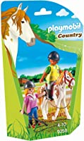 Playmobil 9258 - Insegnante di Equitazione, Multicolore