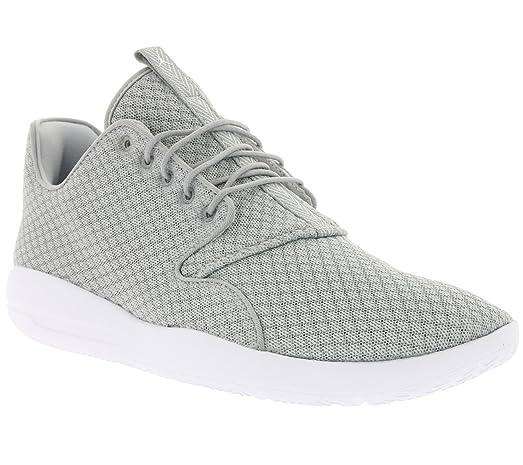 Jordan Eclipse mens basketball-shoes 724010-033_10.5 - Wolf Grey/White