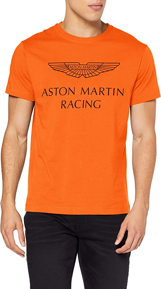 Hackett London Amr Wings tee Camiseta para Hombre