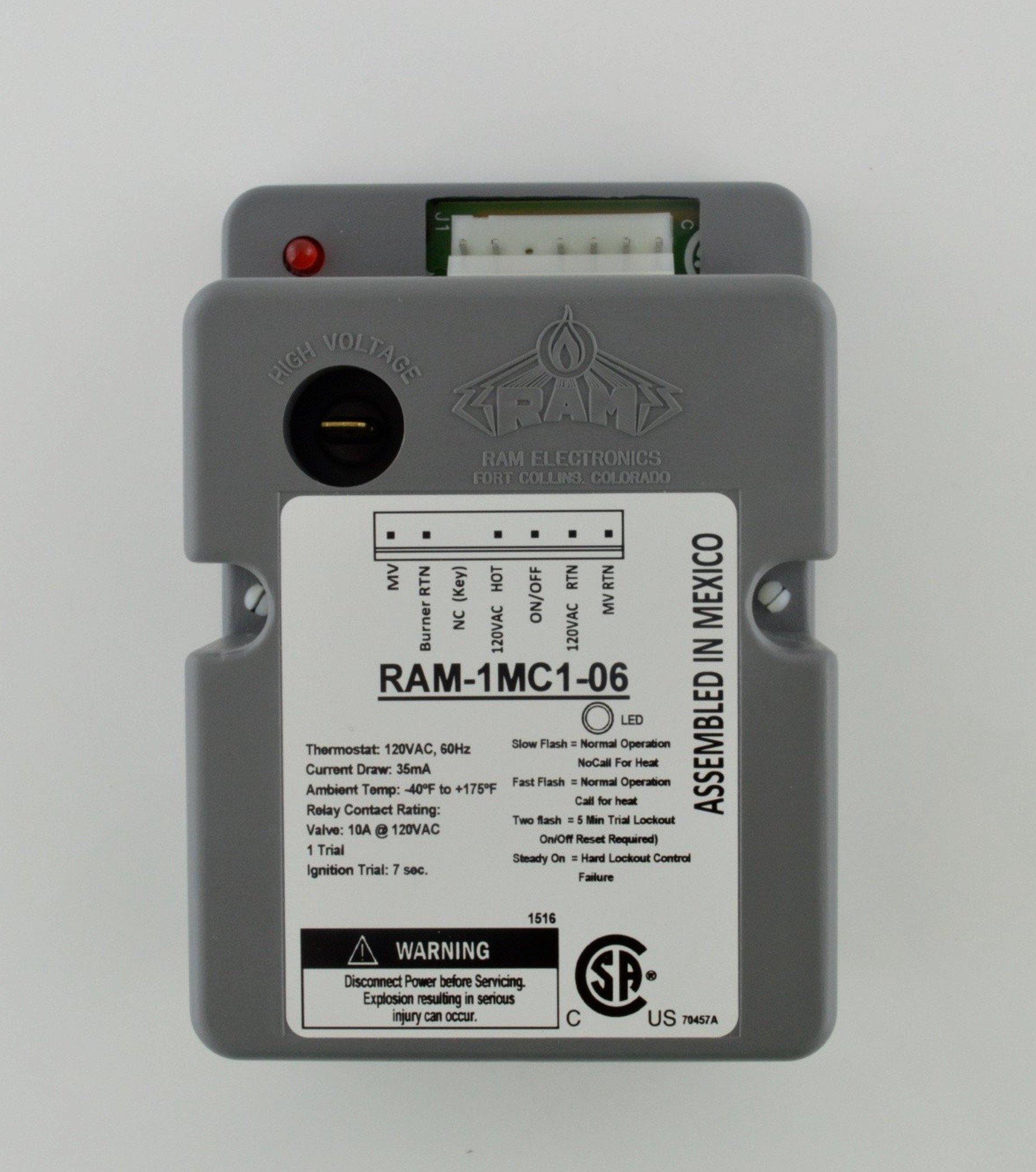 Heat & Glo Control Module (501-592)