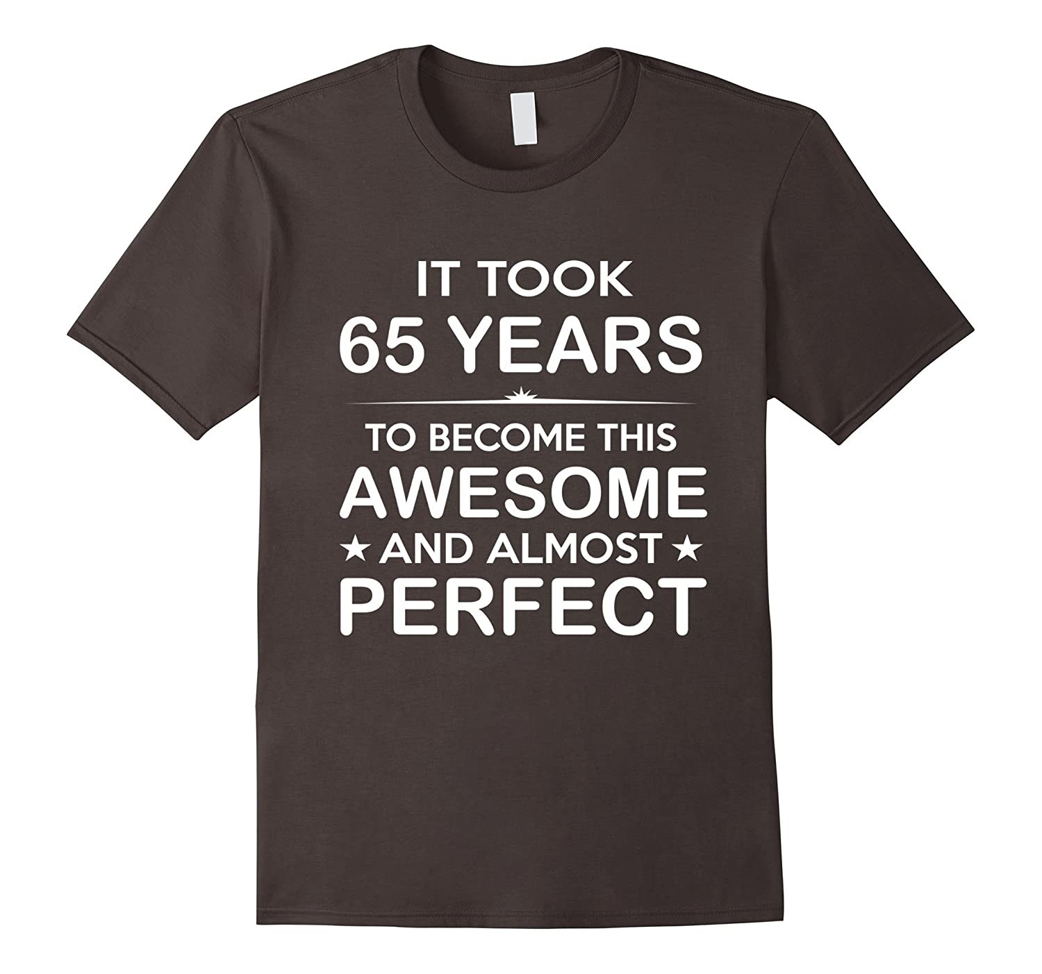 Sixty Five 65 Year Old 65th Birthday Gift Ideas Her Him PL