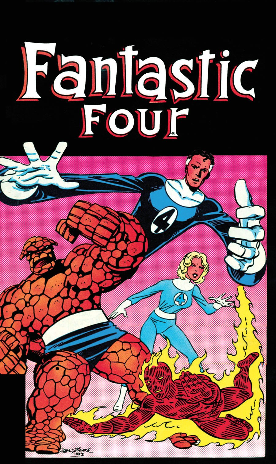 Read Online Fantastic Four Visionaries - John Byrne, Vol. 3 pdf epub