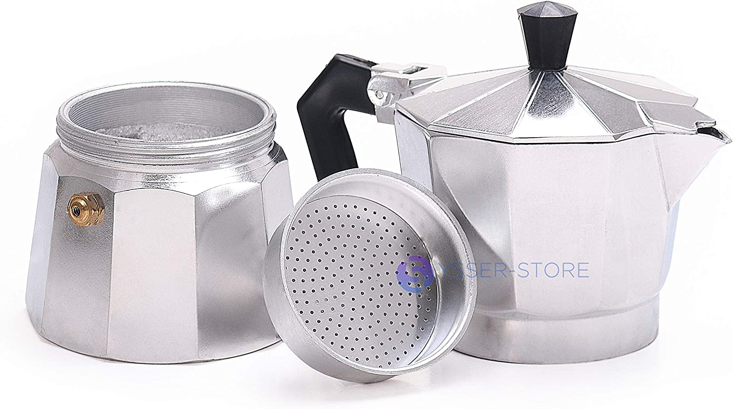 Amazon.com: Espresso Coffee Maker Cafetera Percolator Cubana ...