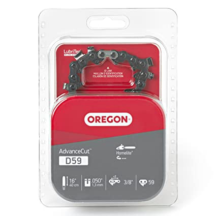 Amazon oregon d59 advancecut 16 inch chainsaw chain fits oregon d59 advancecut 16 inch chainsaw chain fits homelite greentooth Image collections