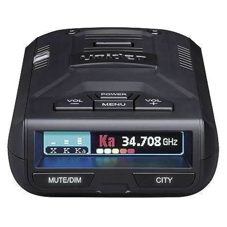 Amazon.com: Uniden Uniden R1 Extreme Long Range Radar Laser Detector 360 Degree Dsp Voice Alert, 1.1 Lb (Renewed): Beauty