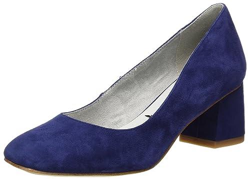 Tamaris 22401, Chaussures à Talons Avant du Pieds Couvert Femme