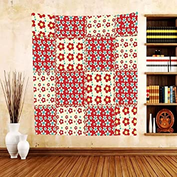 Amazon.com: Gzhihine Custom tapestry Cabin Decor Tapestry ...