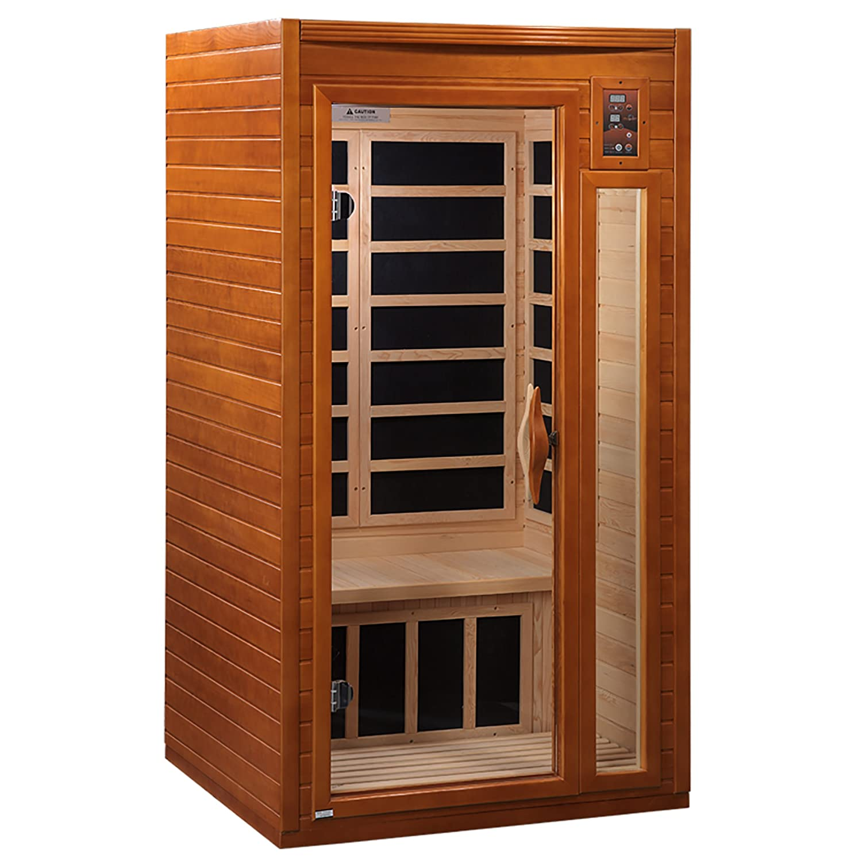 Amazon.com : Better Life 1 2 Person Carbon Infrared Sauna : Patio, Lawn U0026  Garden