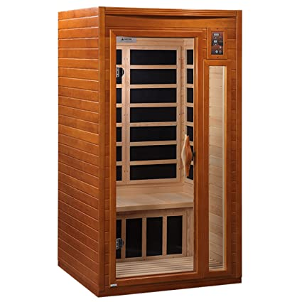 Exceptional Better Life 1 2 Person Carbon Infrared Sauna