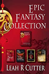 Epic Fantasy Collection : Five Epic and Fantasy Novels Kindle Edition