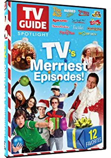 tv guide spotlight tvs merriest holiday episodes bewitched the flying nun the