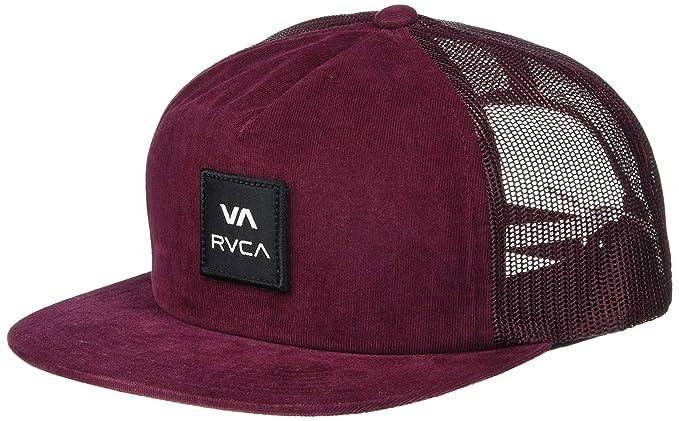 RVCA Va All The Way Trucker Delux Hat