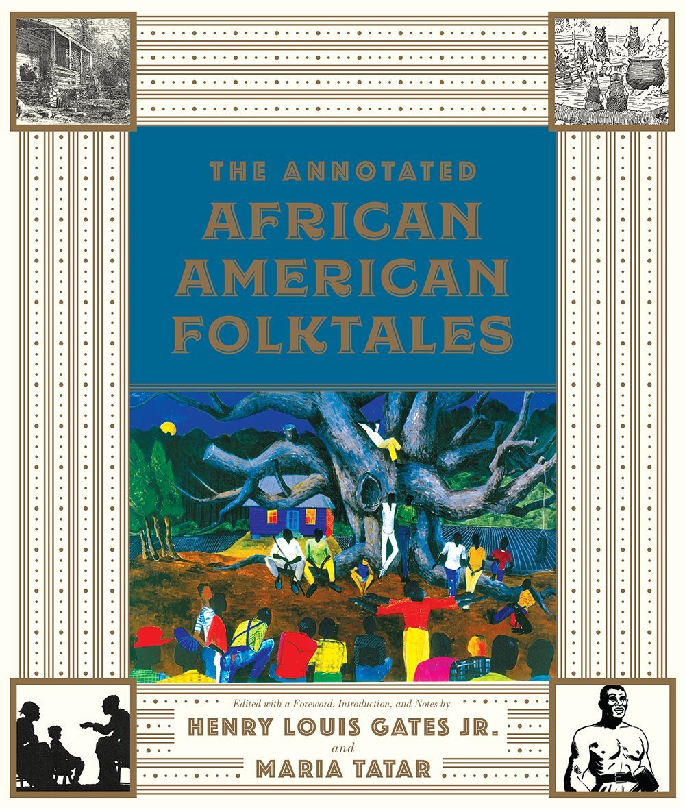 The Annotated African American Folktales (The Annotated Books) by Liveright