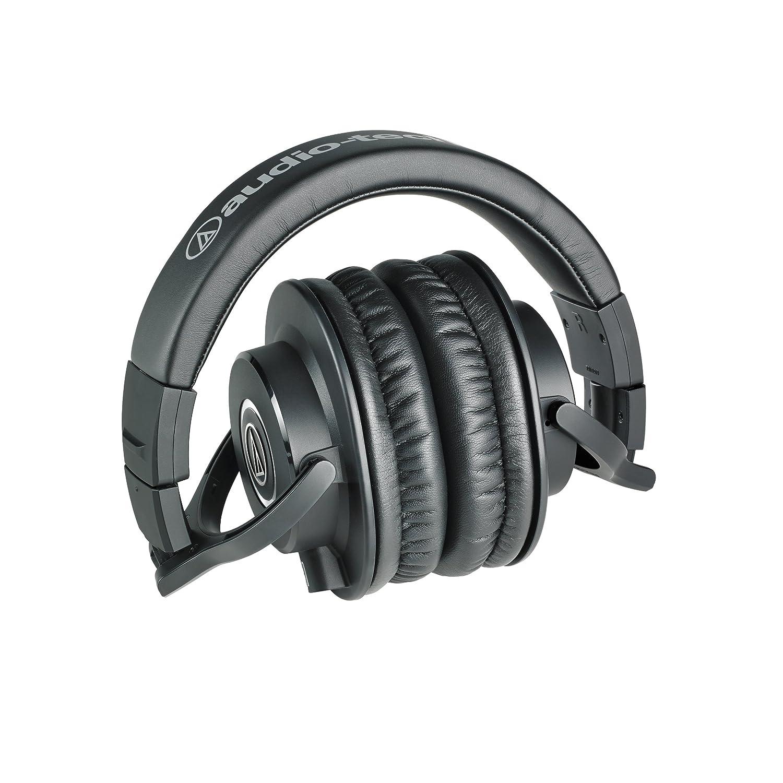 Audio-Technica ATH-M40x Professional Headphones Black