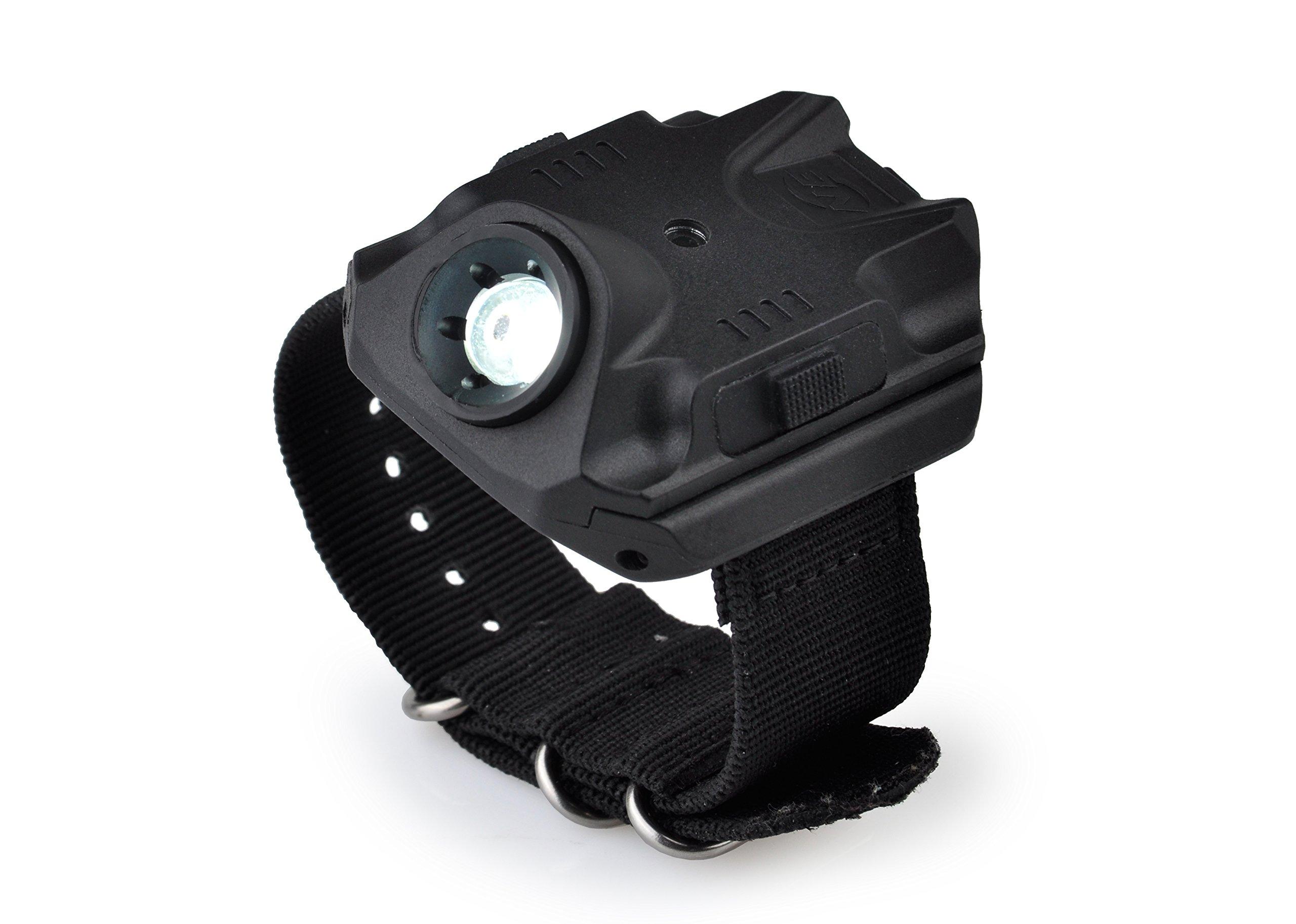 2211 WRISTLIGHTS Dummy Multifunction Tactical Mount Holder Clamp For Bike NE09001-BK