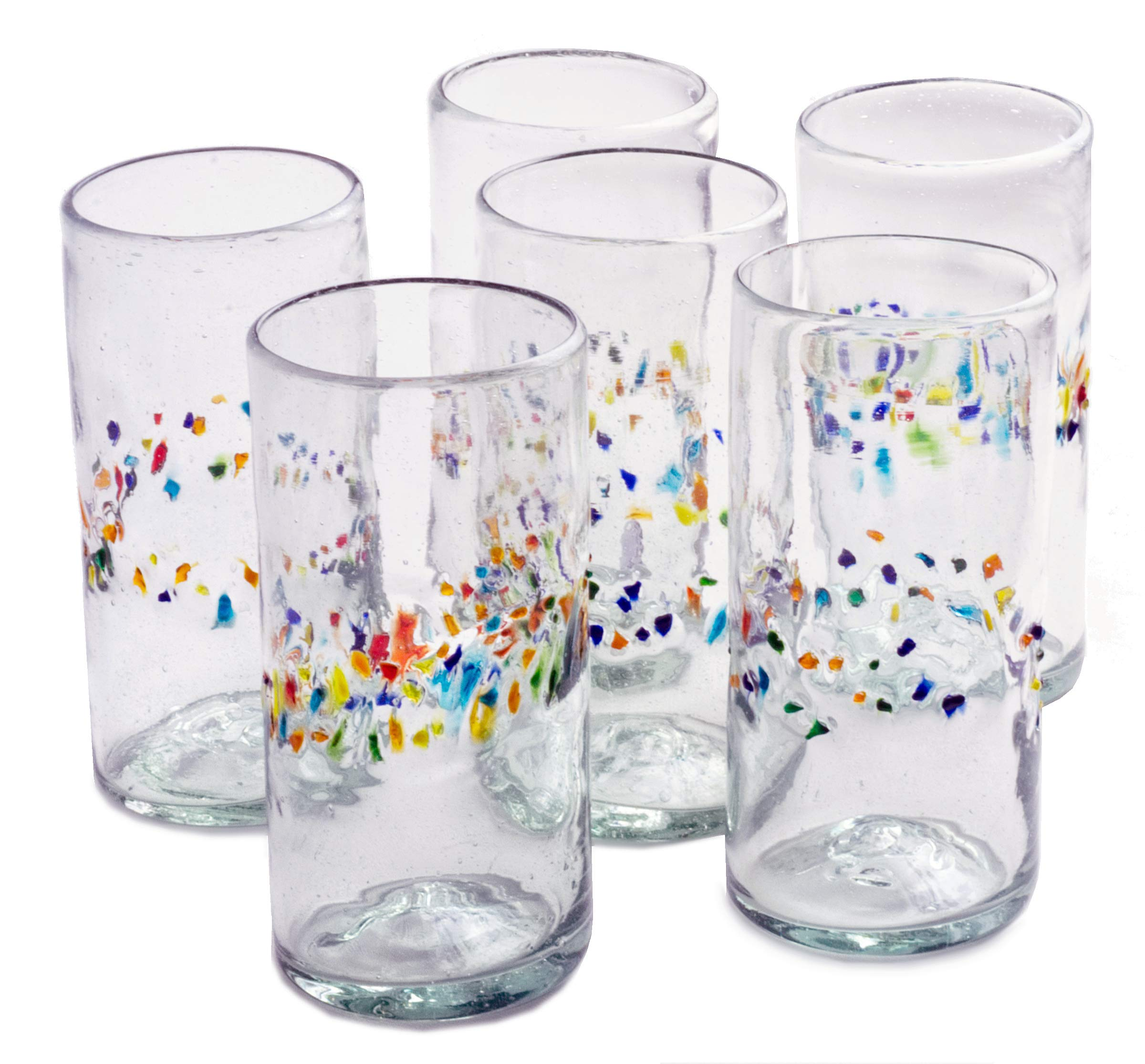 Orion Tutti Frutti 22 oz Tall Tumbler - Set of 6 by Orions Table (Image #2)