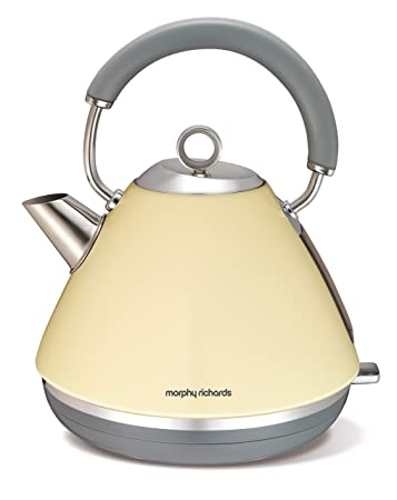 Rot Wasserkocher MORPHY RICHARDS 102004 Accents