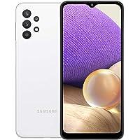 Samsung Galaxy A32 Dual SIM Smartphone - 128GB, 6GB RAM, 5G, White (KSA Version)
