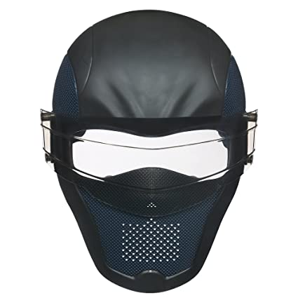 GI Joe Retaliation Snake Eyes Ninja Mask