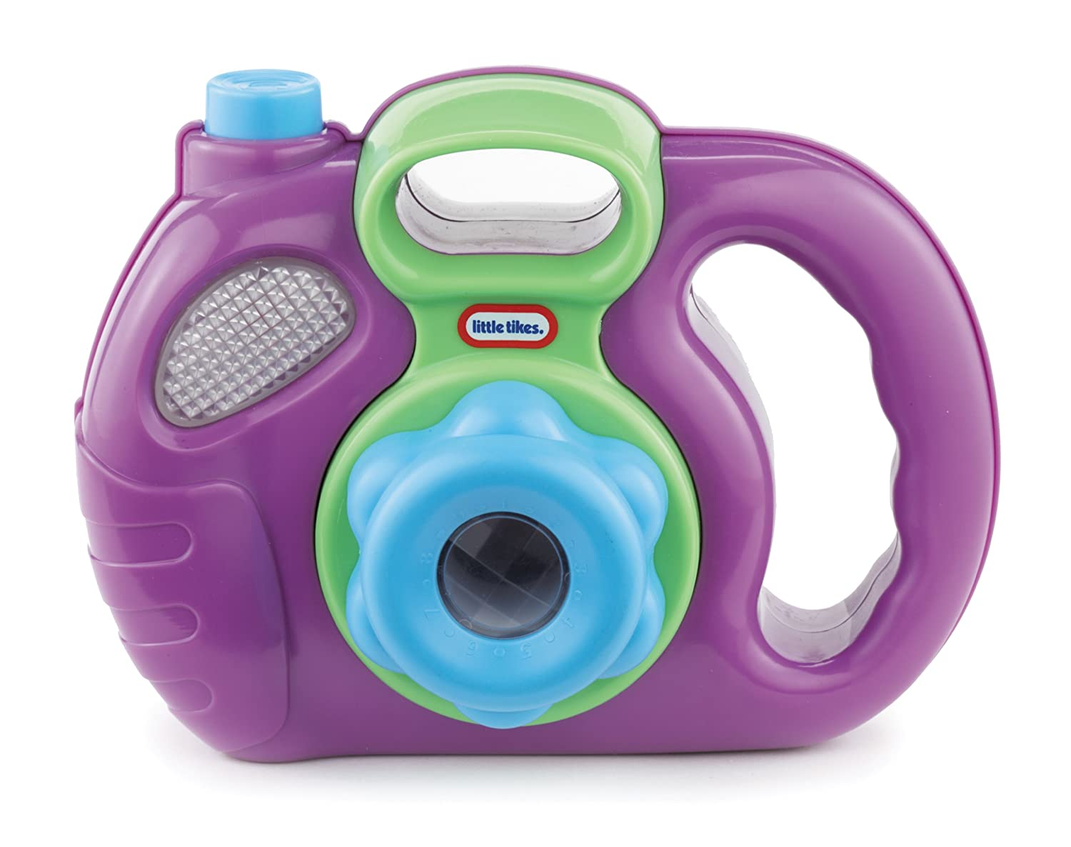 Amazon.com: My First Lil' Camera- Purple: Toys & Games