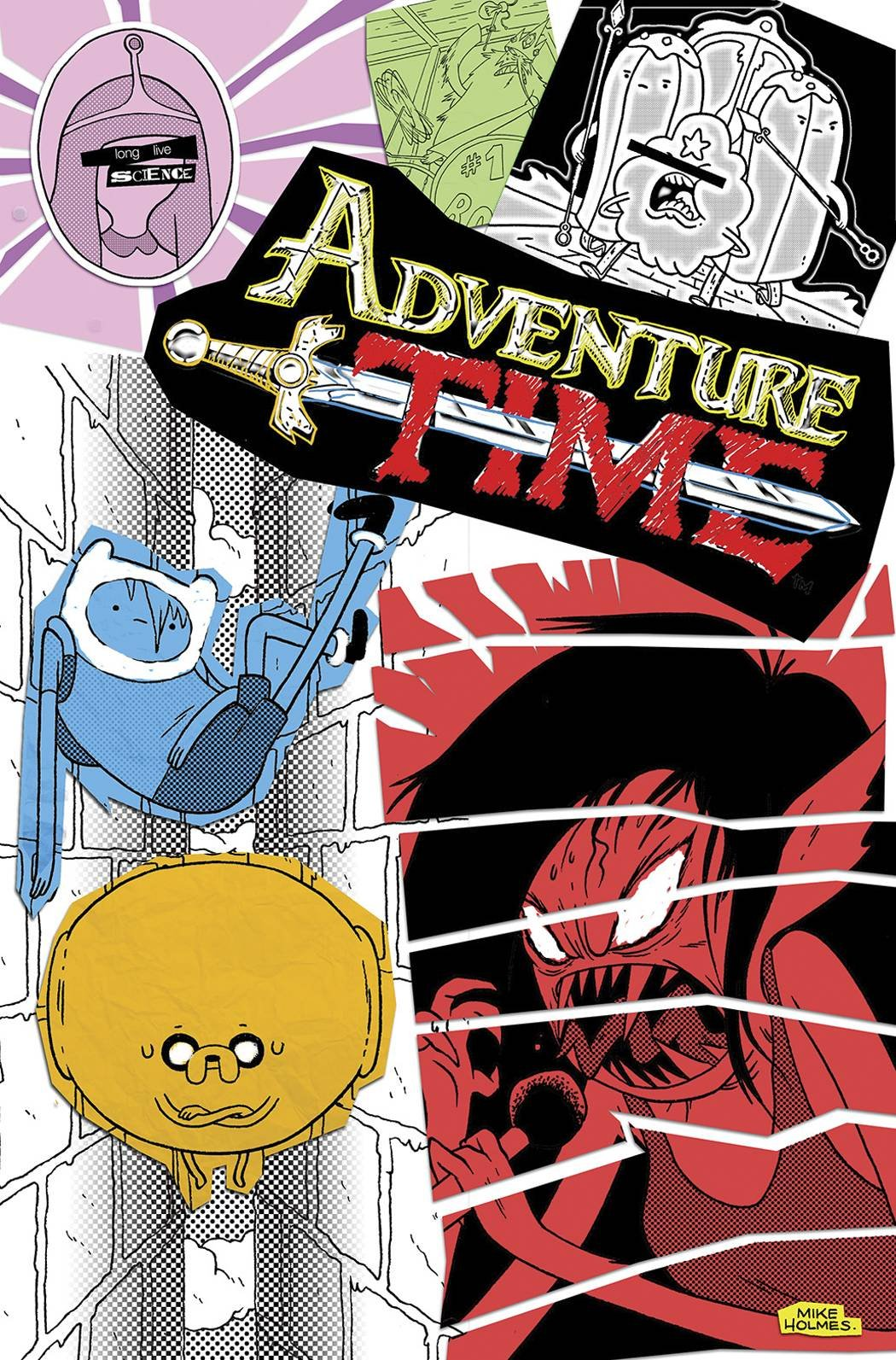 Adventure Time #30 (Regular Cover, Chosen Randomly) pdf