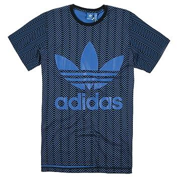 Adidas Hrgbone AOP tee Camiseta, Hombre: Amazon.es: Deportes y aire libre