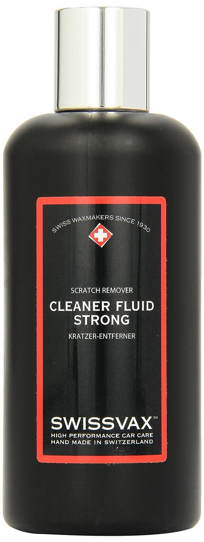 Swizö l 1022610 Cleaner Fluid Strong, 250 ml Switzöl Deutschland Vertriebs GmbH+Co.
