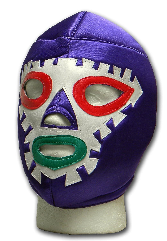 Luchadora  Saeta Azteca Má scara Lucha Libre Mexicana Wrestling 000988-fba