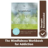Mindfulness Workbook for Addiction: A Guide to Coping with the Grief, Stress, and Anger that Trigger Addictive Behaviors (A N