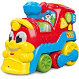 Clementoni 14970 Niño Niño/niña Juego Educativo - Juegos educativos (Azul, Verde, Rojo, Amarillo, Niño, Niño/niña, 0,9 año(s), 3 año(s), Batería)