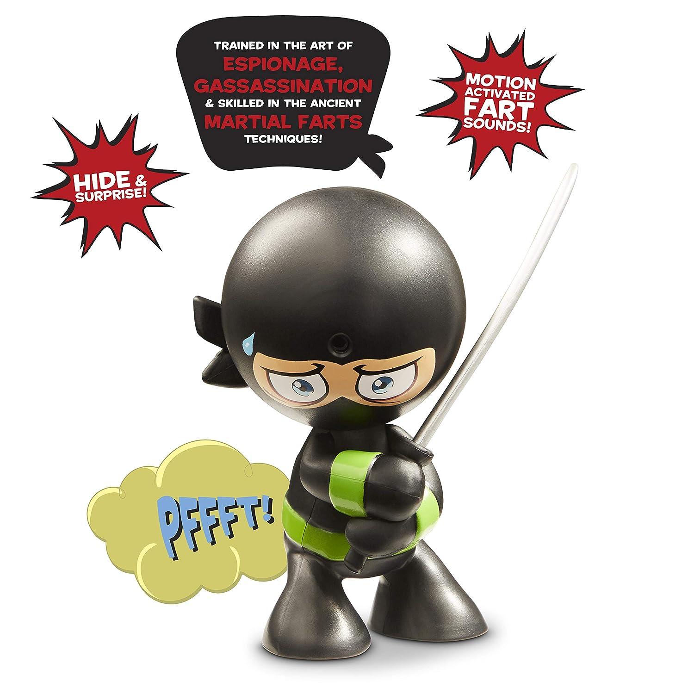 Amazon.com: Fart Ninja Shadow Ripper (Black/Green): Toys & Games