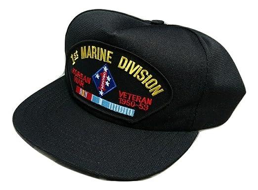 Amazon com: HMC US Marine Corps 1st Marine Division Korea Veteran