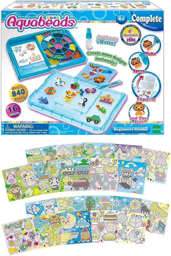 Epoch SMRT-0028 Aquabeads: Amazon.es: Juguetes y juegos