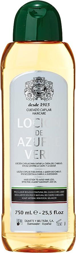 Azufre Veri Loción Anticaída - 750 ml: Amazon.es: Belleza