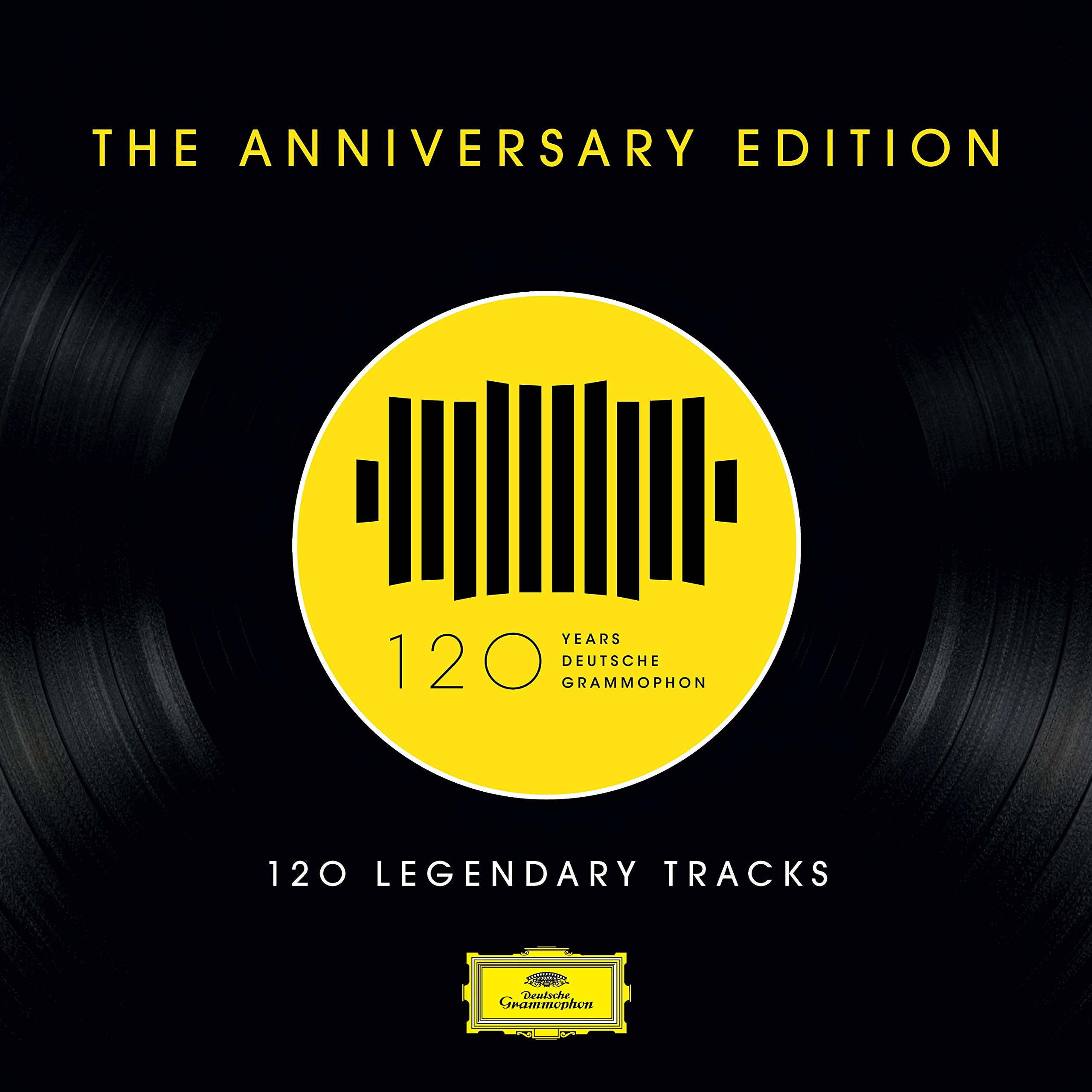 CD : VARIOUS ARTISTS - Anniversary Editon - 120 Legendary Tracks (Boxed Set)
