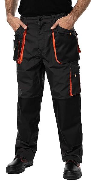 Herren Arbeitshose Bundhose Gr XL 56 robuste Qualität dunkel NEU