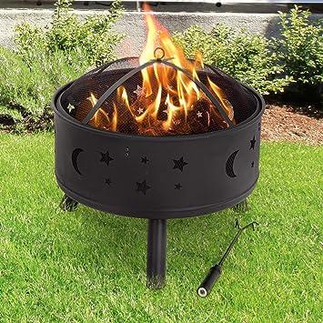 Amazon.com: PayLessHere - Estufa de jardín para chimenea de ...