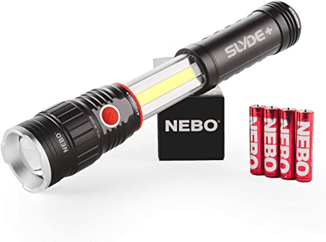 NEBO 300-Lumen LED Worklight Flashlight
