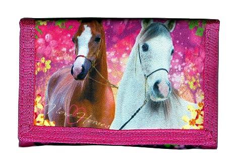 """I Love Horses"" Niños Monedero Caballos Monedero Monedero Caballo"