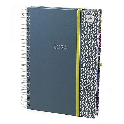 Boxclever Press Life Book agenda 2019-2020. Planificador semanal de año académico. Perfecto para familias o agenda escolar 2019-2020. Empieza Agosto ...