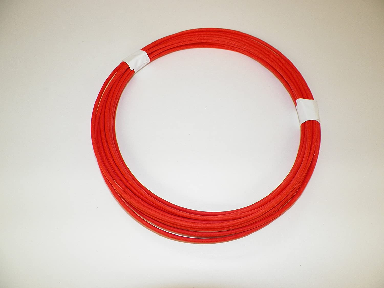 10 Ga 10 feet Red Abrasion-Resistant General Purpose Wire GXL -